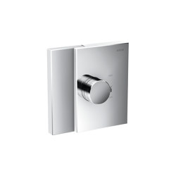AXOR Edge | Thermostat highflow for concealed installation | Shower controls | AXOR