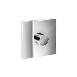 AXOR Edge | Thermostat highflow for concealed installation | Rubinetteria doccia | AXOR
