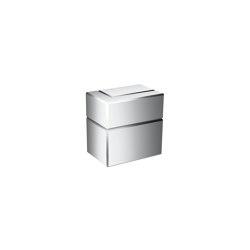 AXOR Edge | Shut-off valve for concealed installation | Rubinetteria accessori | AXOR