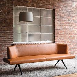 Insit Polsterbank mit Rückenlehne | Sofas | Wilkhahn