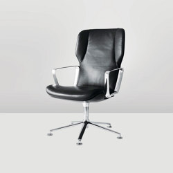 Intra Lounge chair | Sedie | Wilkhahn