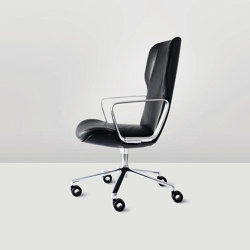 Intra Lounge chair | Office chairs | Wilkhahn