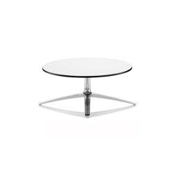 Axis Coffee Table - White MFC   Tavolini bassi   Boss Design