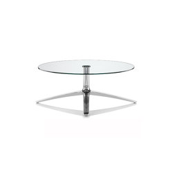 Axis Coffee Table - Clear Glass top | Coffee tables | Boss Design
