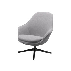 Adelaide Lounge Chair 1400 with swivel fuction | Armchairs | BoConcept