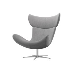 Imola lounge chair L002 with swivel function | Armchairs | BoConcept