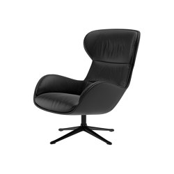 Reno Lounge Chair 1415 with swivel function | Armchairs | BoConcept