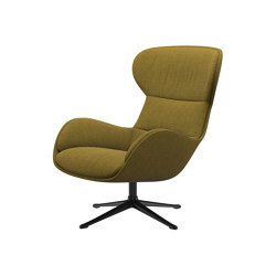 Reno lounge chair 1415 with swivel function | Sillones | BoConcept