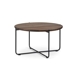 KONNO COFFEE- & SIDE TABLE ROUND VERSION | Tables d'appoint | dk3