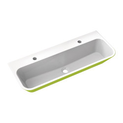 Double washbasin | 950.12.2056 | Lavabi | HEWI