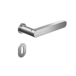 Standard door fitting | 270XAM01.130 | Handle sets | HEWI