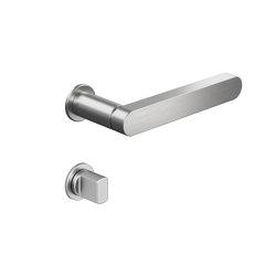 Garniture pour porte de salle de bain | 270XAM02.130 | Handle sets | HEWI