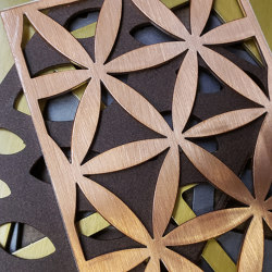 The Laser Cut Collection | Lamiere metallo | Moz Designs