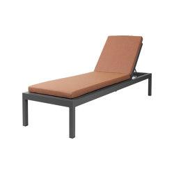 Frame Sunlounger | Sonnenliegen / Liegestühle | Sundays Design