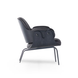 Low Lounger 4 legs | Sillones | BD Barcelona