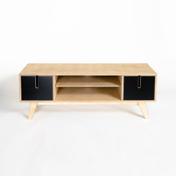 HUH TV-stand with drawers | Multimedia Sideboards | Radis Furniture