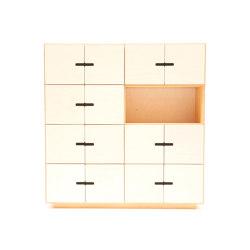 Sideboard PIX 4x4 | Sideboards | Radis Furniture