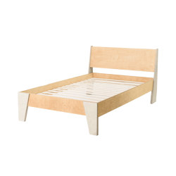 Bed HUH 120x200 | Bedframes | Radis Furniture
