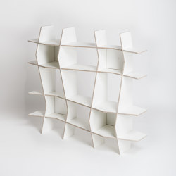 Shelf WAV | Étagères | Radis Furniture