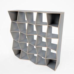 Shelf MESH 5x5 | Shelving | Radis Furniture
