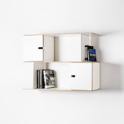Wall-shelf PIX2 | Shelving | Radis Furniture