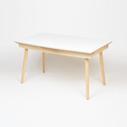 Extendable dinner-table DINN | Tables de repas | Radis Furniture