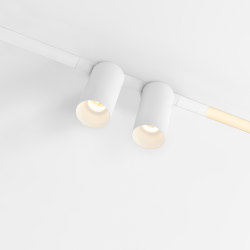 Minude Adjustable Track | Plafonniers encastrés | Modular Lighting Instruments