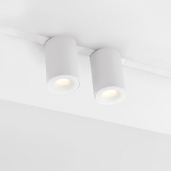 Pista Smart 48 Tubed Surface Track | Recessed ceiling lights | Modular Lighting Instruments