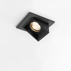 Qbini Asy | Recessed ceiling lights | Modular Lighting Instruments