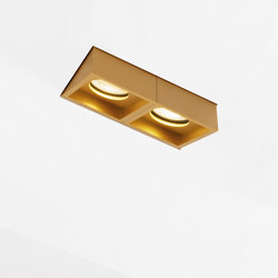 Qbini Asy | Deckeneinbauleuchten | Modular Lighting Instruments