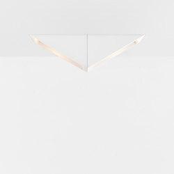 Qbini Asy | Lampade soffitto incasso | Modular Lighting Instruments