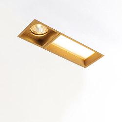 Qbini General | Recessed ceiling lights | Modular Lighting Instruments