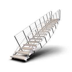 Cord 0202 | Systèmes d'escalier | Lufttritt