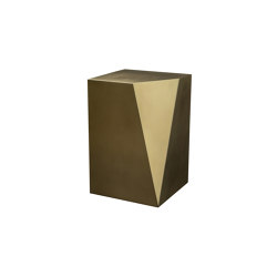 Offcut #01 | Side Table | Tables d'appoint | Metal Interior