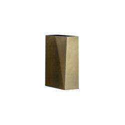 Offcut #04 | Large Vase | Vases | Metal Interior