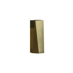 Offcut #03 | Vase | Vases | Metal Interior