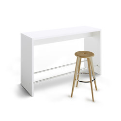 K-Modul Stand | Tables hautes | werner works