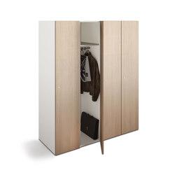 lockers | Schränke | werner works