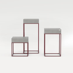 Angulus Columna | Side tables | CO33 by Gregor Uhlmann