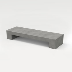 angulus sedes (U-shape, without wood overlay, wide base) | Benches | CO33 by Gregor Uhlmann