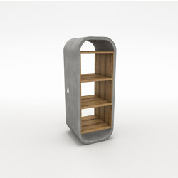 Opus Pateo Magno | Shelving | CO33 by Gregor Uhlmann