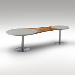 Tabula Cosmos | Tables collectivités | CO33 by Gregor Uhlmann