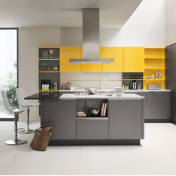 Oyster | Fitted kitchens | Veneta Cucine
