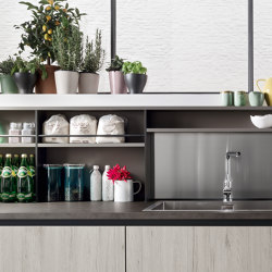 Stepsystem | Kitchen organization | Veneta Cucine