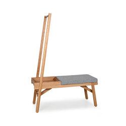 Lapula | Sitzbänke | reseda