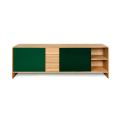 Sideboard TreDue Sfera | Credenze | reseda