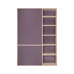 Wardrobe TreDue | Cabinets | reseda