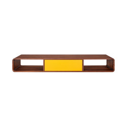 Lowboard TreDue | Multimedia sideboards | reseda