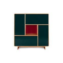 Dresser TreDue Sfera | Sideboards | reseda
