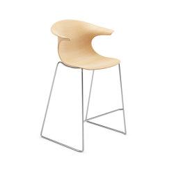 Loop 3D Wood | Bar stools | Infiniti